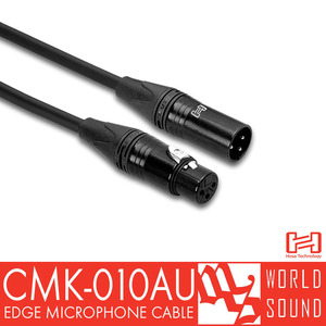 HOSA - CMK-010AU Edge Microphone Cable 3m