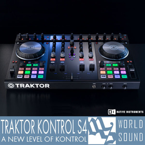 NATIVE INSTRUMENTS - TRAKTOR KONTROL S4 [N.I 공식판매점]