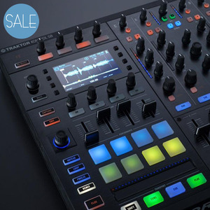 NATIVE INSTRUMENTS - TRAKTOR KONTROL S8 [N.I 공식판매점]