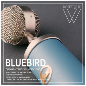 BLUE MICROPHONE - BLUEBIRD SL