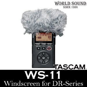 TASCAM - WS-11 Windscreen for DR-05X,07X,40X 윈드스크린