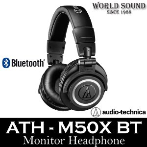 Audio Technica - ATH-M50X BT 블루투스헤드폰